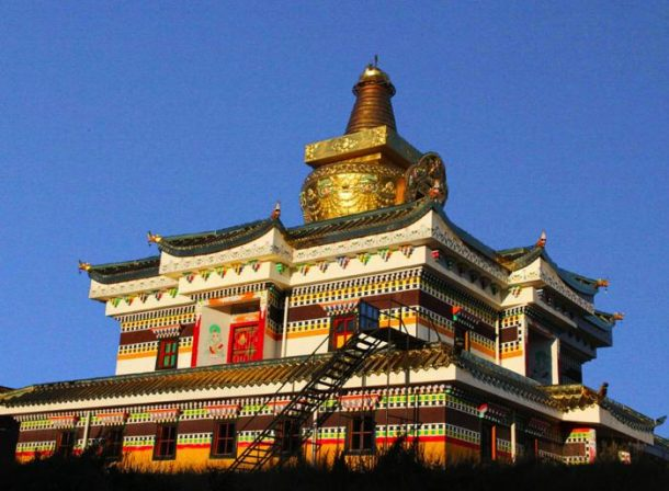 Tibetan Bon – an Ancient Religion or another version of Buddhism?