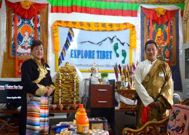 Losar - The Tibetan New Year