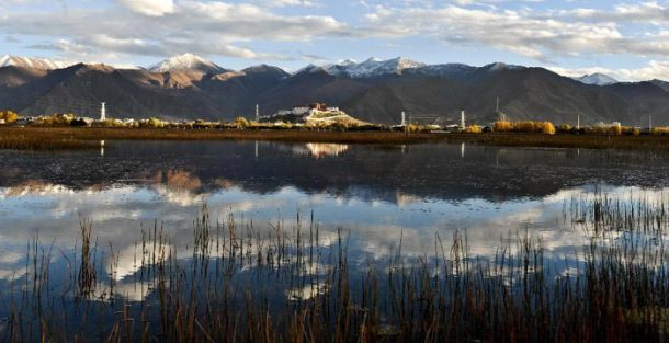 Top Buddhist sites in Lhasa