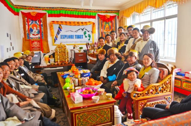 Tibetan Tour Operators in Tibet
