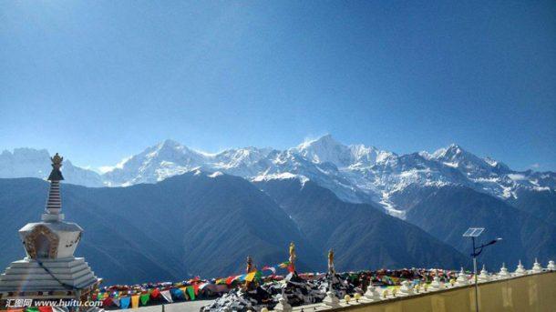 Tibet Autonomous Region vs. the Tibetan Area
