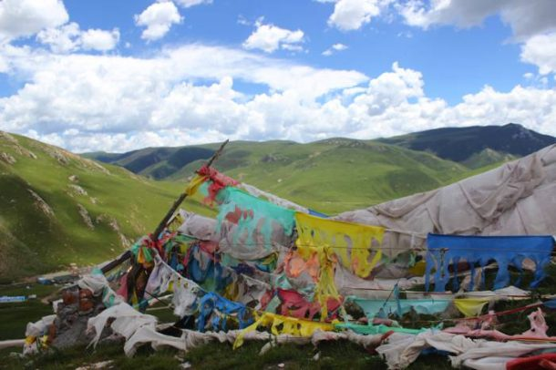 Summer in Tibet – The Peak Season for Tibetan Tourism