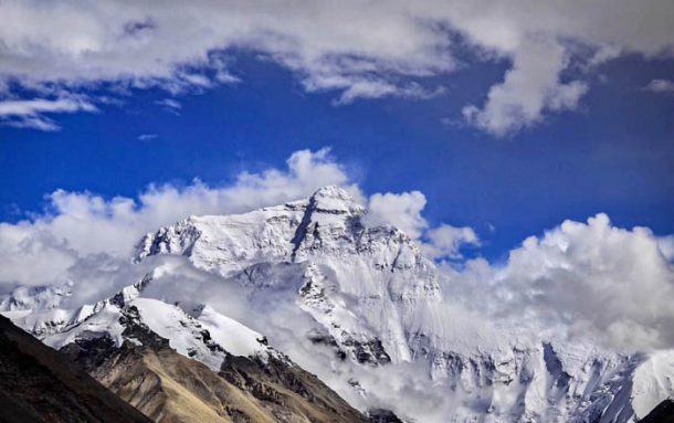 Everest Base Camp in Tibet is the best option for tourists and trekkers