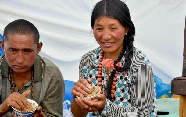 The Mystic Delights of Tibetan Tsampa