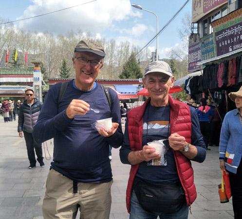 Tibet Travel Experience