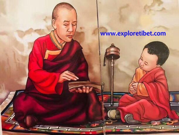 A Buddhist life