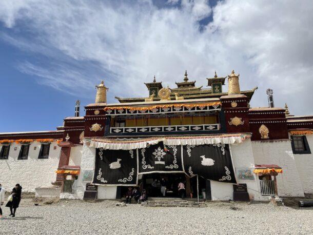 Samye Monastery in Tibet