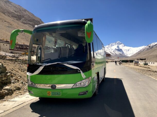 2021 Everest Base Camp Tour in Tibet