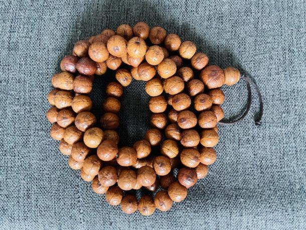 The Tibetan Rosary Beads
