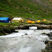10 Days Ganden to Samye Trekking