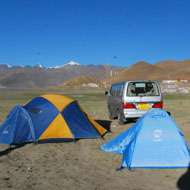 2 Days Yamdrok Lak Shore Camping