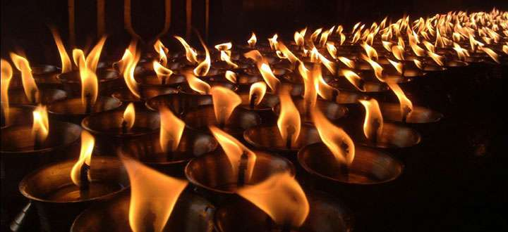 5 Days Tibet Butter Lamp Festival(Dec.10th - 14th,2017)- Tibet travel