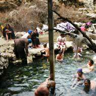 6 Days Terdrom Hot Spring Tour