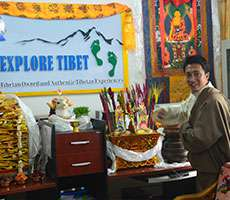 Kalsang Namgyal (Travel Consultant)