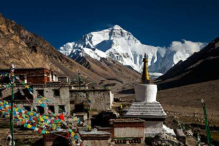 Tibet group tour to Everest Base Camp | Explore Tibet