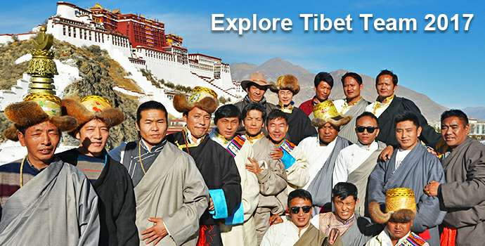 Explore Tibet - Tibet Travel Guide 2017