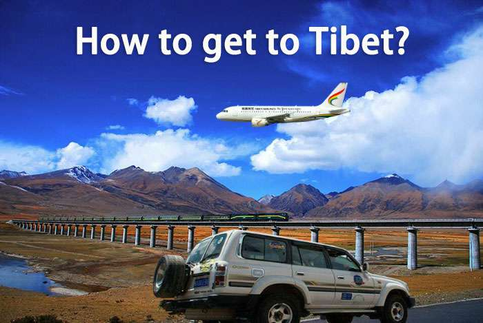 How to get to Tibet | Explore Tibet