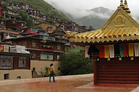 Dege printing House tour by Explore Tibet