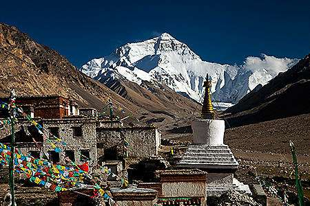 8 Days Tibet Everest base Camp Group Tour