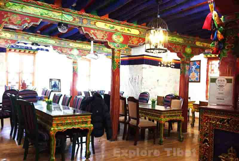 Tibetan Family Kitchen -Explore Tibet
