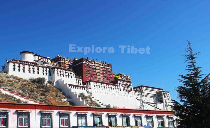 Potala Palace -Explore Tibet