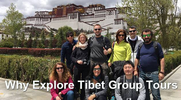 Why Tibet Small Group Tours | Explore Tibet