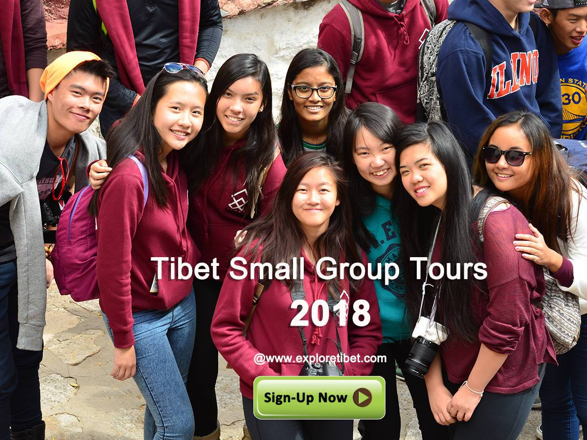 Explore Tibet Small Group Tours