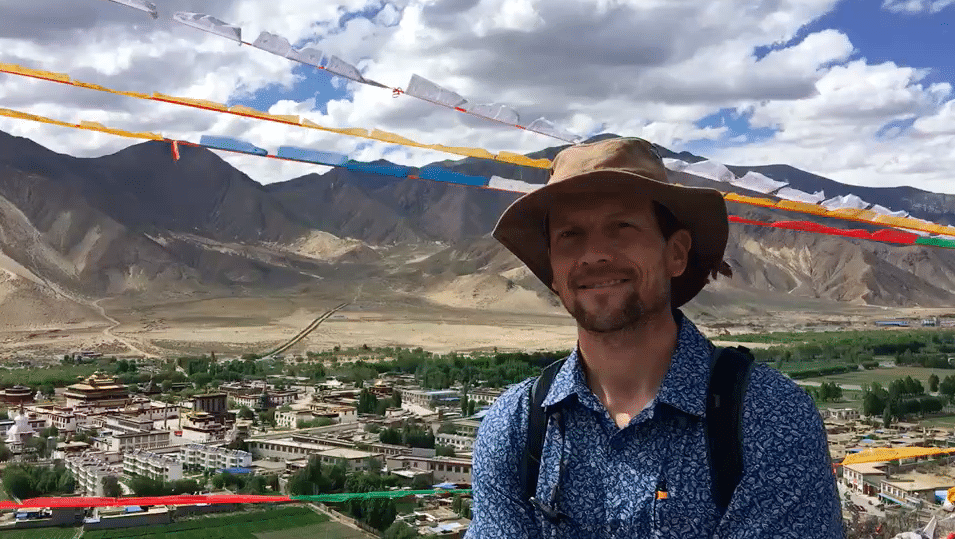 Seb Welterlin Tibet Travel Video in May 2019