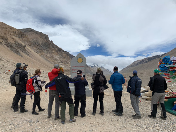 Everest Base Camp -Explore Tibet