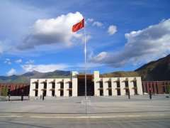 Lhasa-train-station