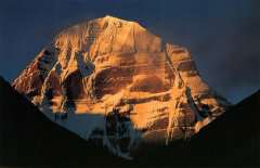 7-Kailash-at-sunset