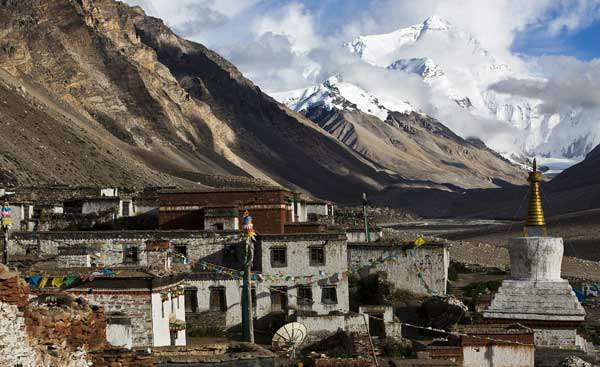 12-Everest-and-Rongbuk
