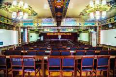 Gesar Hotel conference hall