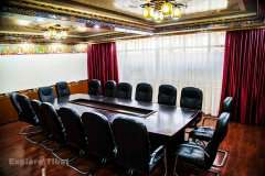Gesar Hotel conference room
